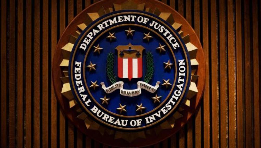 Escudo FBI