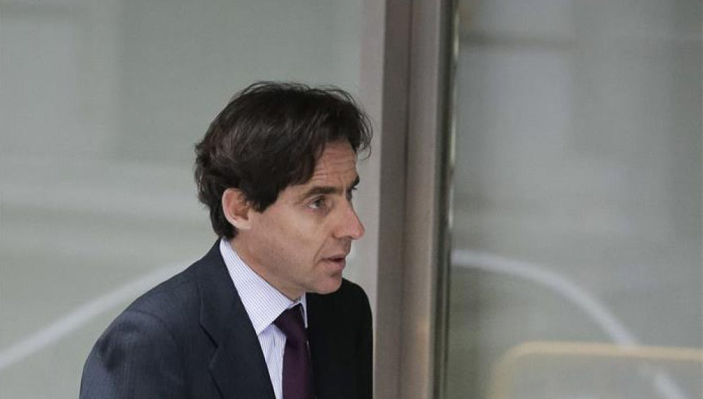 El empresario Javier López Madrid