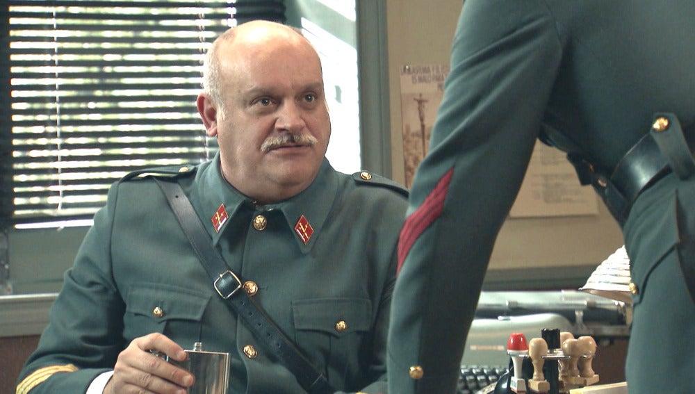 Guillermo se encara a su padre tras averiguar cierta información