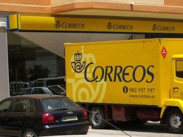 Camión de Correos