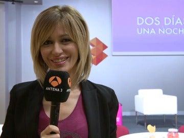 Susanna Griso presenta 'Dos días y una noche'