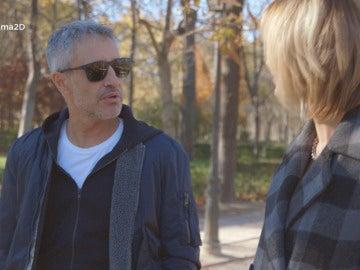 Sergio Dalma pasea con Susanna Griso