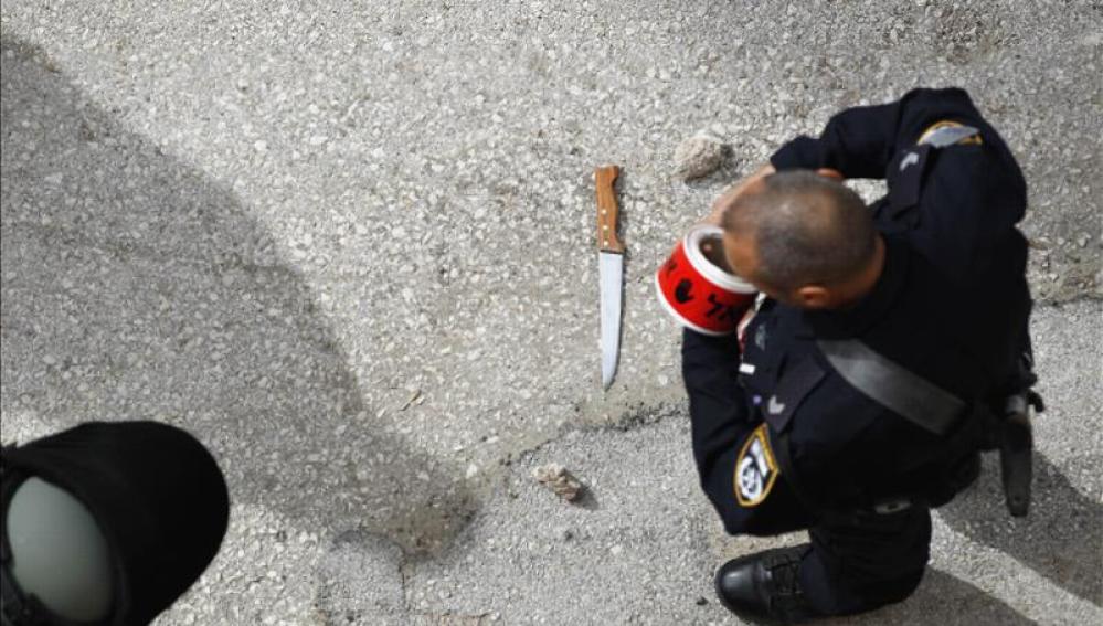 Una mujer palestina ha muerto cuando intentaba apuñalar a un soldado en Hebron