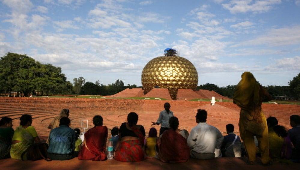 Auroville, la ciudad más extraña del mundo