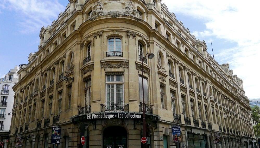 Pinacoteca de París