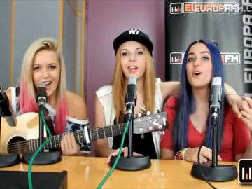 Frame 85.455963 de: Sweet California interpreta Infatuated en acústico en Europa FM