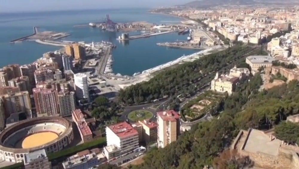 Antena 3 tv m laga entre las diez mejores ciudades para - Mejor sitio para vivir en espana ...