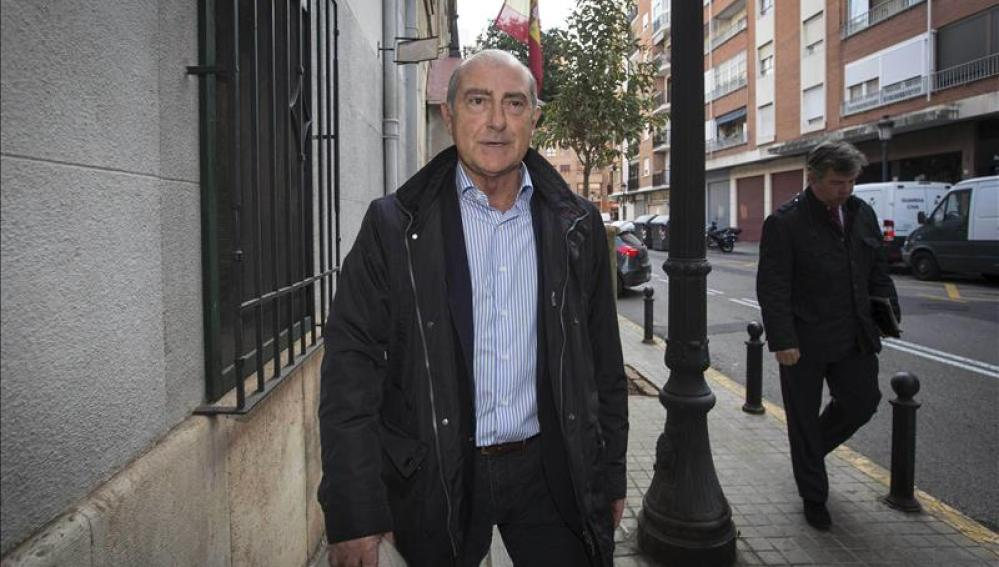 El portavoz y concejal del grupo municipal del PP, Alfonso Novo