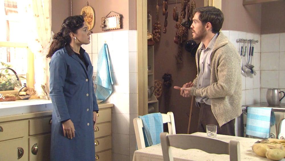 Pepa confiesa que se ha enamorado de Toni