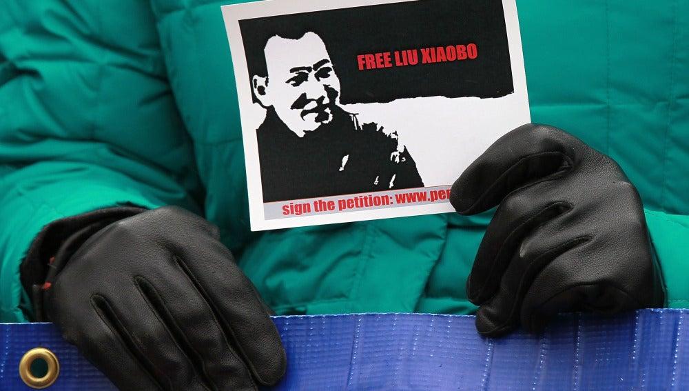 El disidente chino, Liu Xiaobo, se encuentra actualmente en prisión
