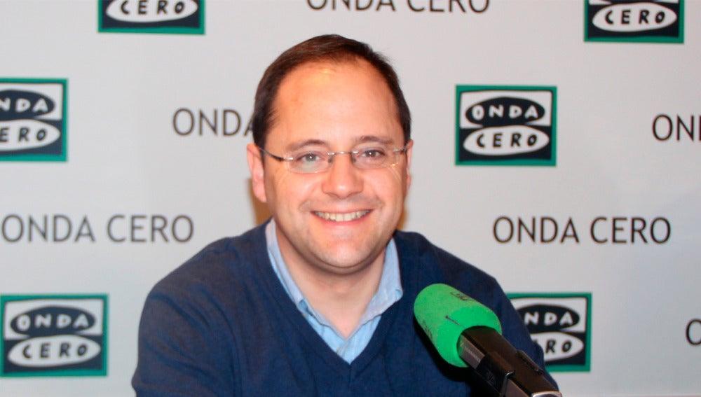 César Luena en Onda Cero