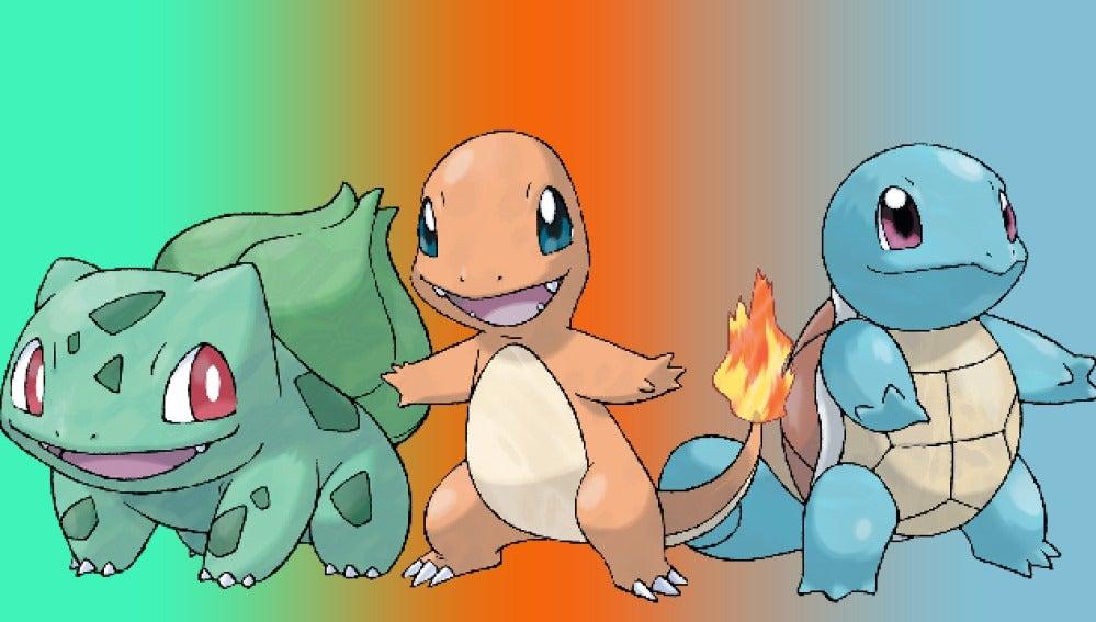 Iniciales Pokémon