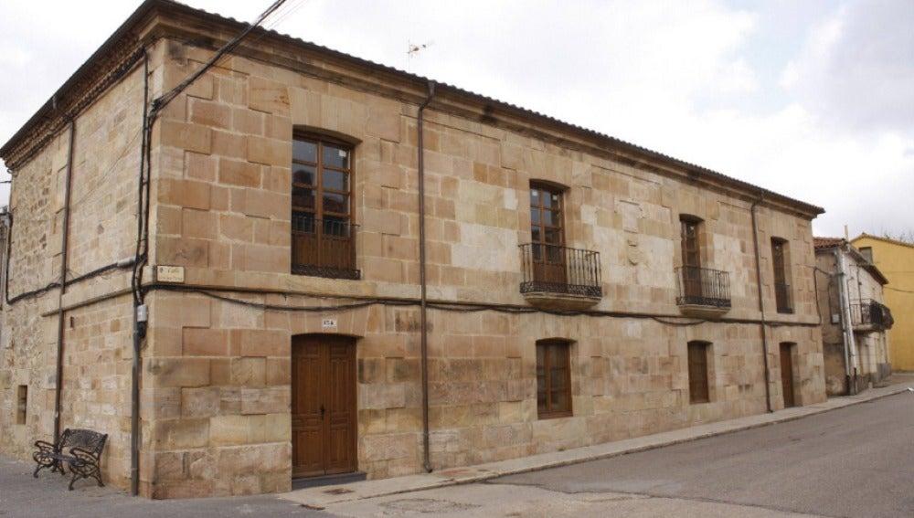 Vilviestre del Pinar, en Burgos