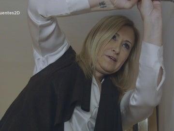 Cristina Cifuentes en 'Dos días y una noche'