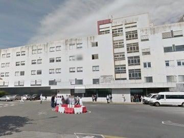 Imagen del hospital Universitario de a Coruña