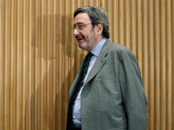 El expresidente de CaixaCatalunya, Narcís Serra