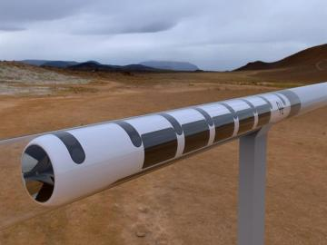 El proyecto Hyperloop
