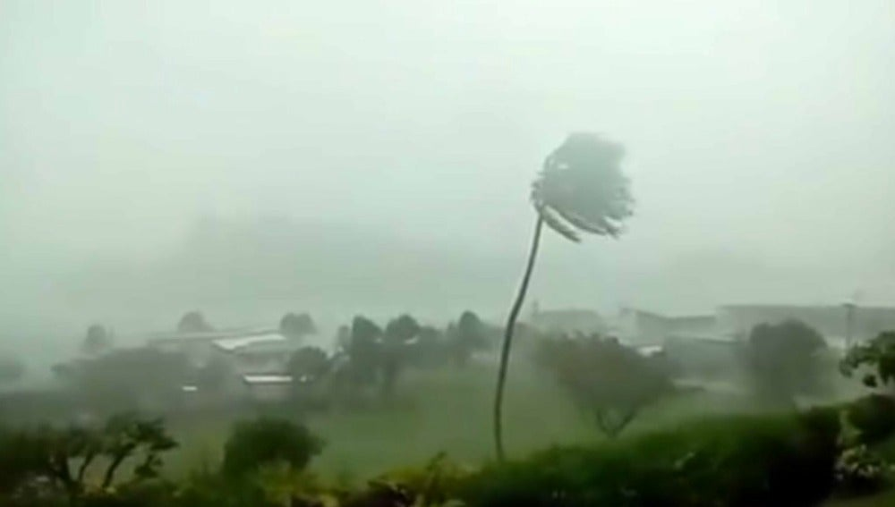 Fiyi declara la emergencia total ante la llegada del ciclón más potente de su historia