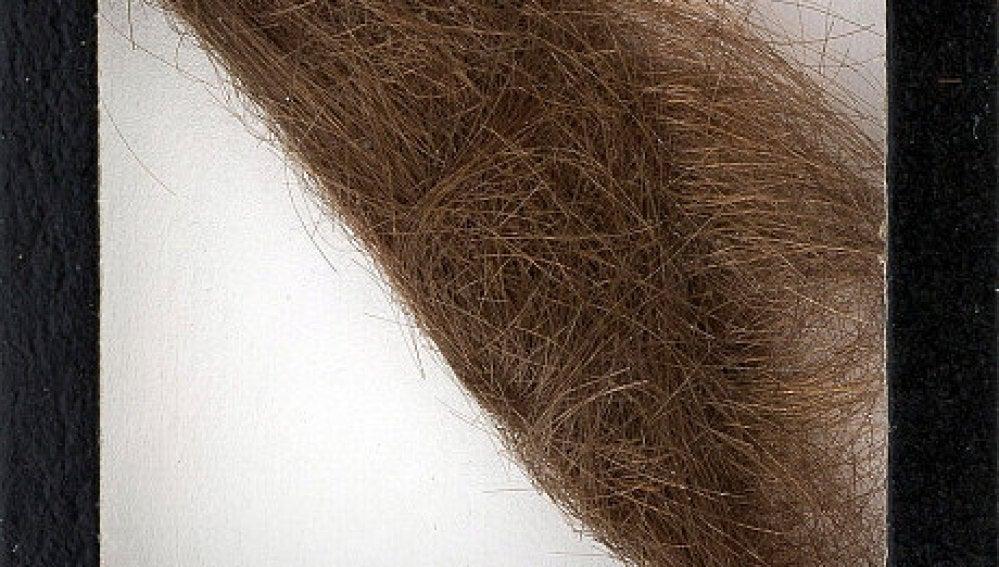 Mechón de pelo de John Lennon