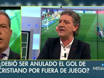 Rafa Guerrero y Cristóbal Soria