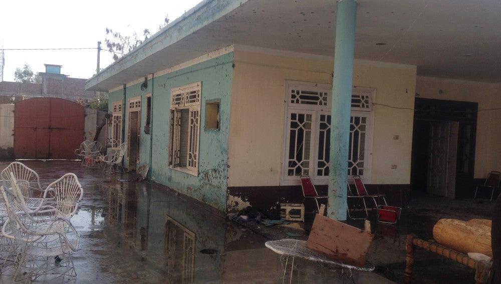 Las casas de Kabul recuperar la luz