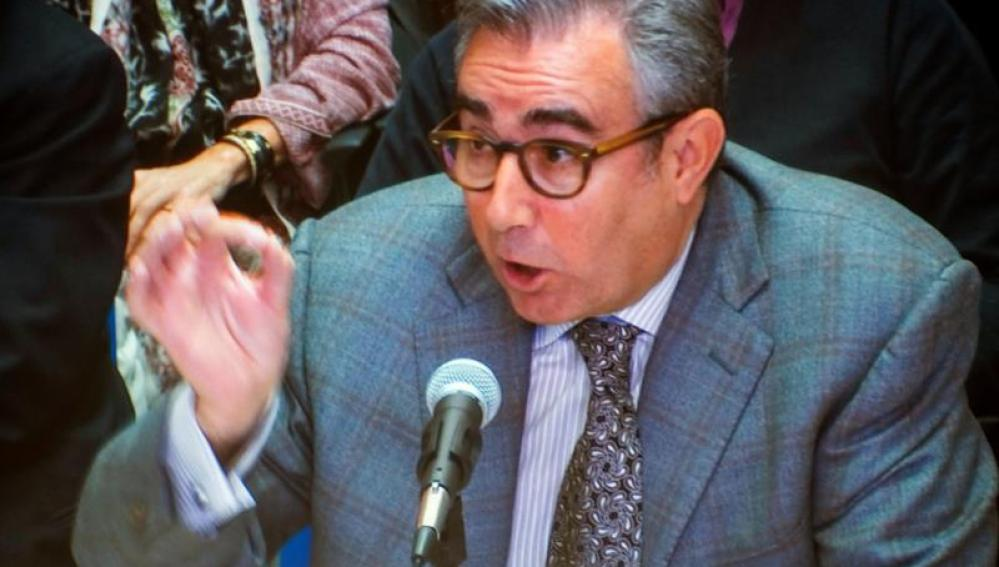 Diego Torres durante el juicio por el caso Nóos