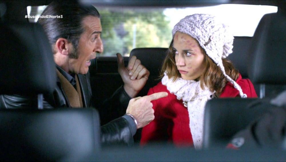 Carmen tiene una reacción alérgica al bizcocho de su padre