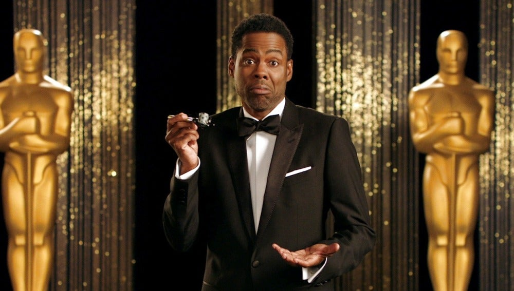 Chris Rock presentará la próxima ceremonia de los Oscar