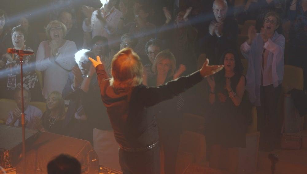 Raphael, en concierto