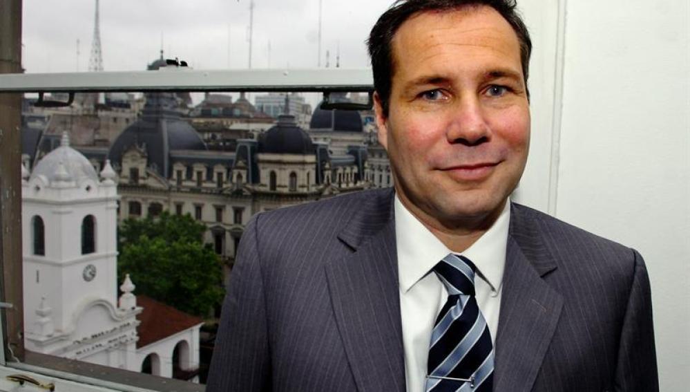 El fallecido fiscal argentino, Alberto Nisman