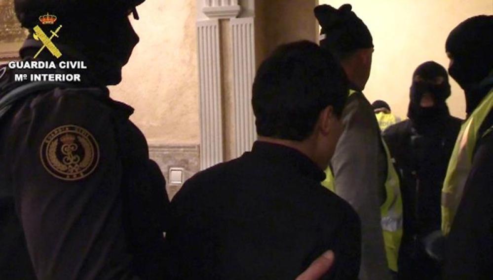 Detención de los tres miembros de una célula de Daesh en Ceuta