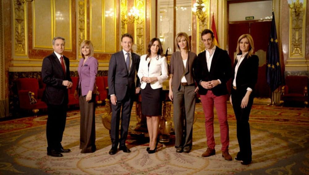 El debate de investidura, en Antena 3