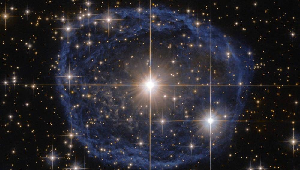 La estrella Wolf–Rayet