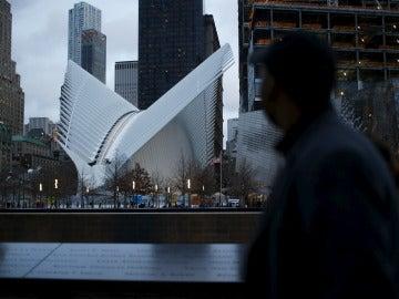 Oculus, la estación de metro diseñada por Santiago Calatrava en el World Trade Center