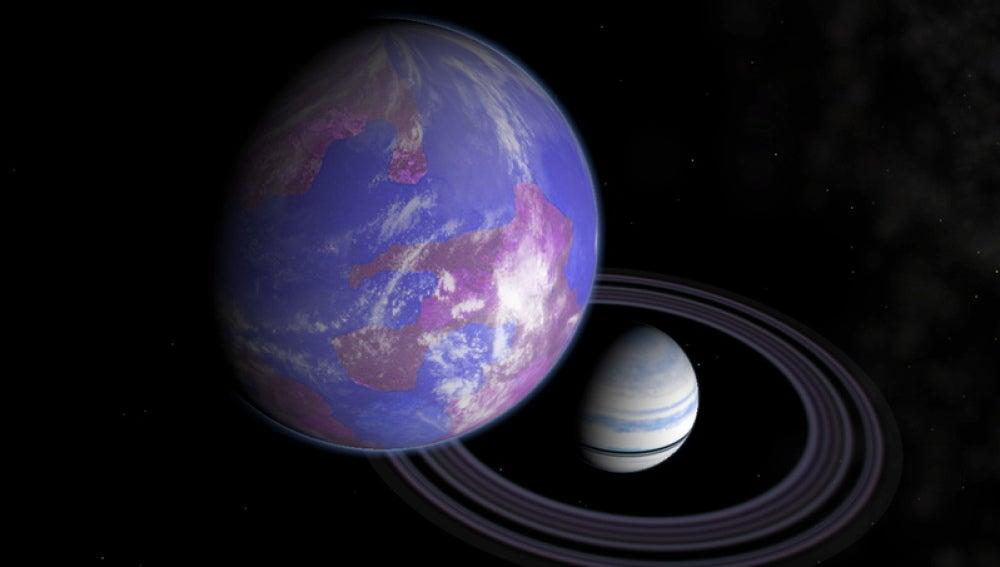 Científicos de la NASA están usando superordenadores para facilitar la caza de lunas  fuera del sistema solar que podrían albergar vida extraterrestre