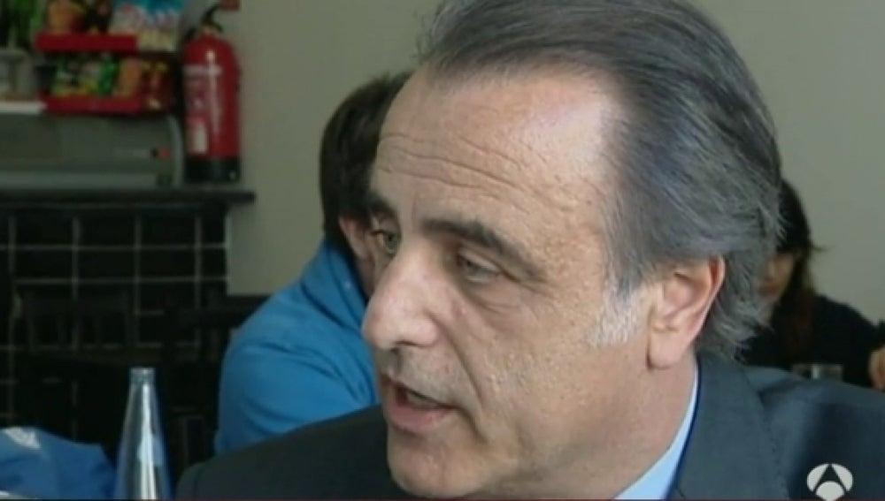 Pau Molins, el abogado de la Infanta Cristina