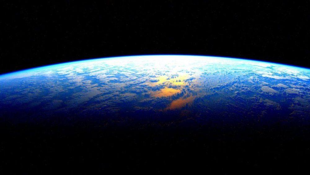 Un día antes de volver a la Tierra