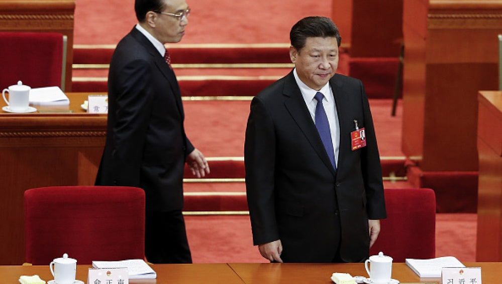 Li Keqiang, el primer ministro chino