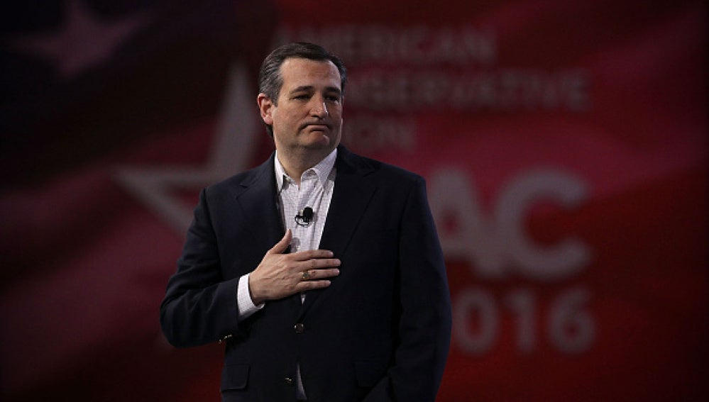 Ted Cruz, el senador republicano