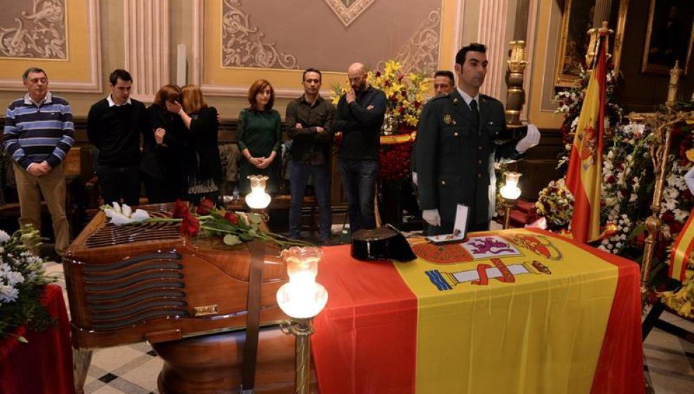 Ingresa en un centro de menores el conductor del coche que atropelló al guardia civil en Huesca