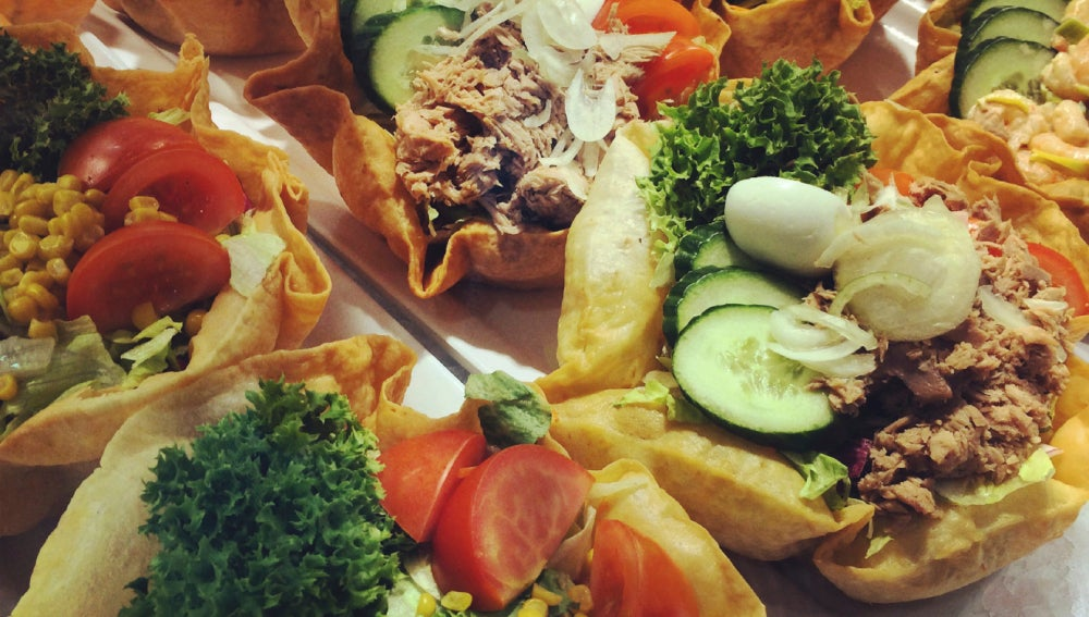 Tres consejos para comer fast food más saludable