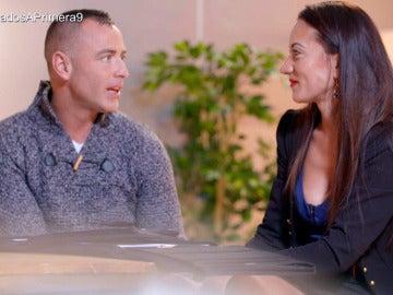 Sabrina y Jonathan celebran seguir casados
