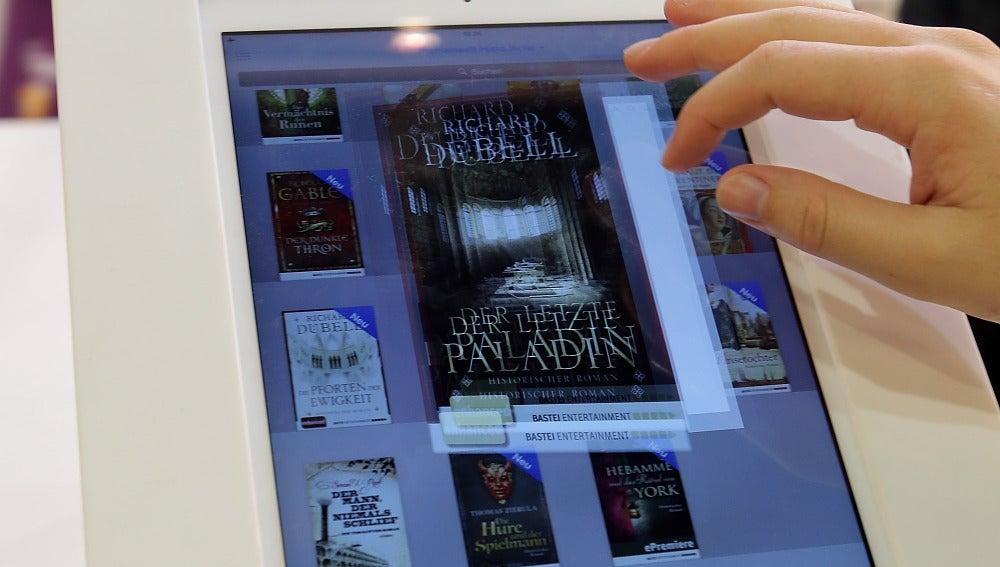 e-book de Apple