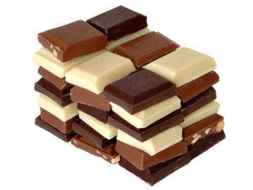 Amamos todos el chocolate, pero a alguno más que a otro | Archivo