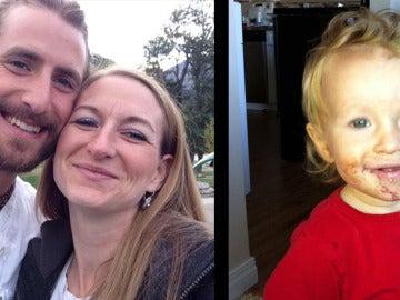 Padres del menor fallecido por meningitis