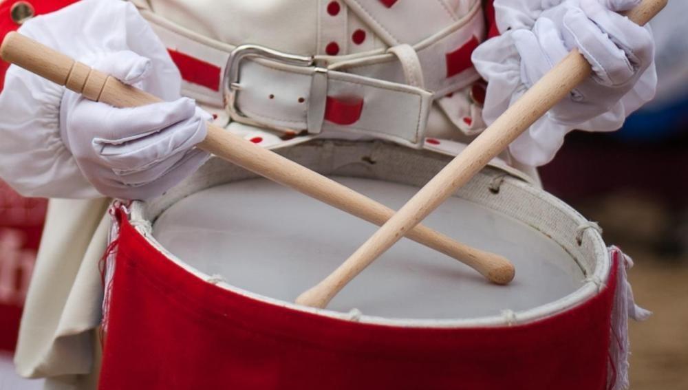 Tambores por Semana Santa