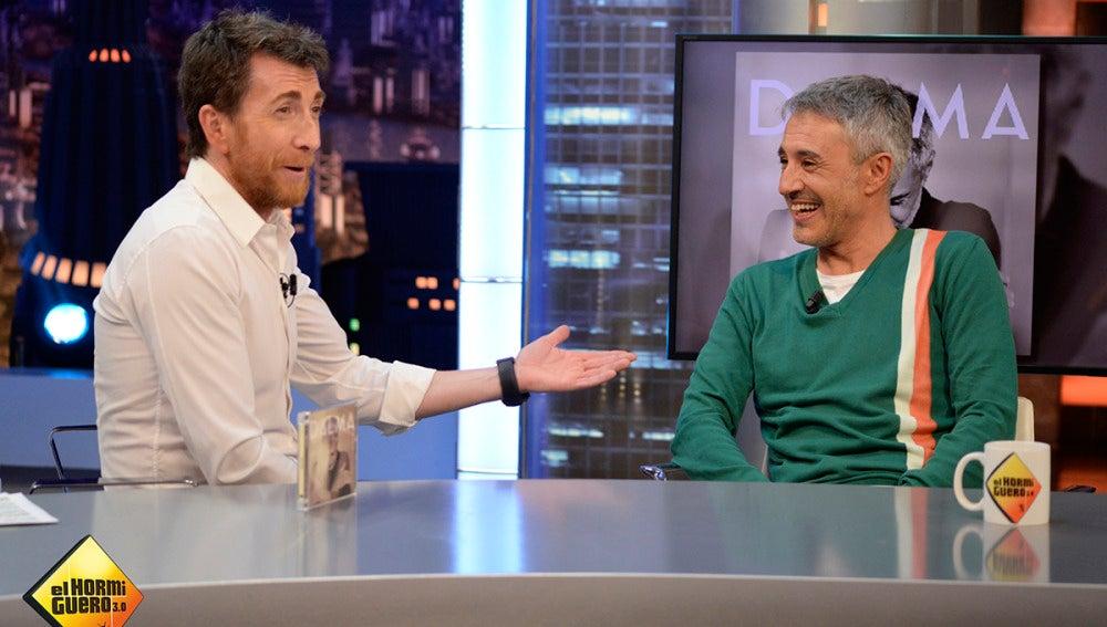 Sergio Dalma en 'El Hormiguero 3.0'