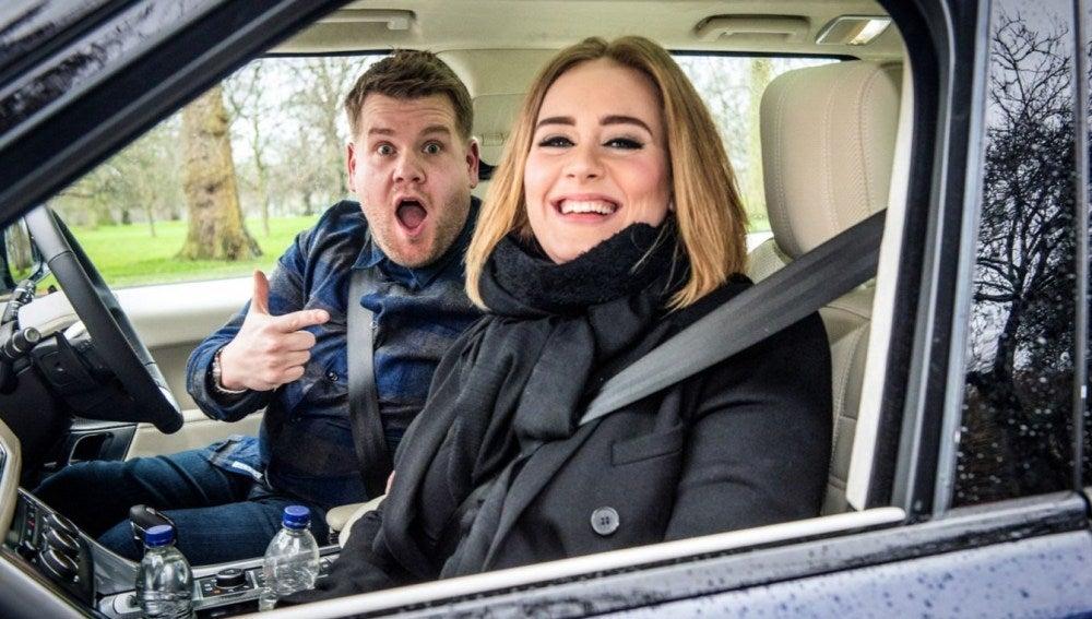 'Carpool Karaoke' de James Corden