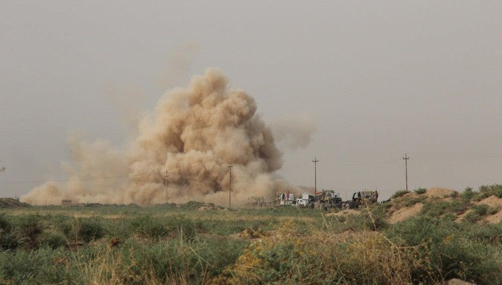 Ataque sobre Kirkuk