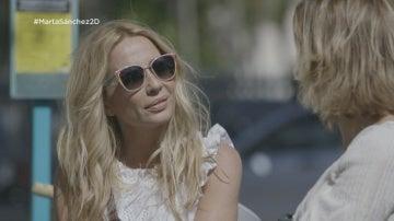 Marta Sánchez charla con Susanna Griso en 'Dos días y una noche'